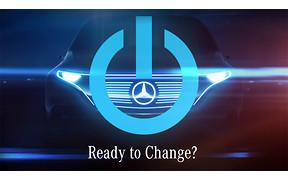 Видео: Mercedes-Benz показал свой электрический кроссовер