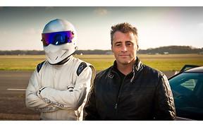 Подсидел: Мэтт Леблан остается в Top Gear, Крис Эванс уходит