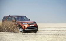 Новый Land Rover Discovery: Красив и внедорожен