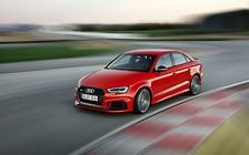 Парижский автосалон 2016: Audi RS3 - спортверсия компактного седана