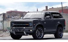 Внедорожник Ford Bronco вернут в строй