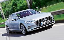 В Сети появилась первая информация о новой Audi A6