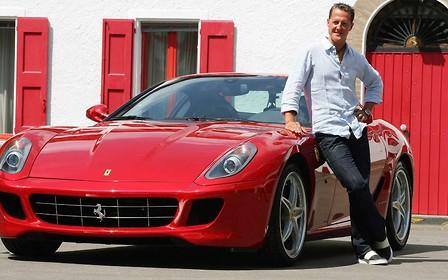 Автопарк Красного Барона: В Кельне откроют выставку машин Шумахера
