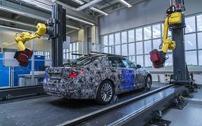 Баварцы определились с датой премьеры новой BMW 5 Series