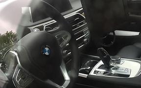 Не секрет: Первые фото интерьера новой BMW 5-Series