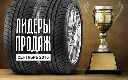 Что покупали украинские водители в сентябре?