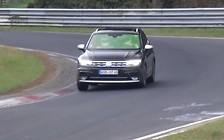 VW Tiguan получит заряженную версию