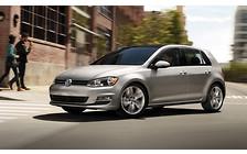 Volkswagen Golf обновится в ближайшее время