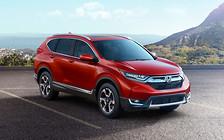 Honda CR-V рассекретили: Кто на новенького?