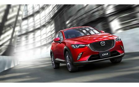 Mazda обновила кроссовер CX-3 и «двойку»