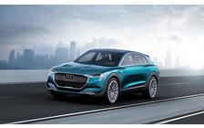 Audi представит три новых электромобиля