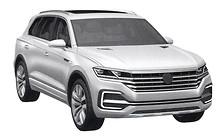 Каким будет новый Volkswagen Touareg: Теперь мы знаем