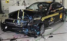 Отличники Euro NCAP: На краш-тестах разбили новый Mercedes-Benz E-Class и Peugeot 3008