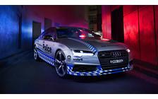 Правосудие грядет: «Заряженный» хэтчбек Audi S7 стал полицейским
