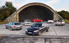 BMW M3 отмечает 30-летний юбилей