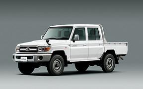 Старый конь: Toyota Land Cruiser 1984 года получил пять звезд на краш-тестах