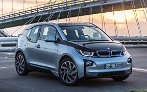 Без лишнего шума: Тест-драйв BMW i3
