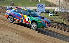 Шестой этап Чемпионата Украины по автокроссу