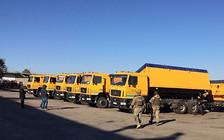 СБУ удалось найти более 100 грузовиков, похищенных у МАЗа