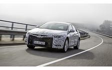 Видео: Opel Insignia сменит поколение к весне