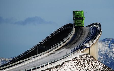 Мы вас предупредили: 5 самых пугающих дорог в мире