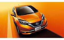 Nissan Note станет гибридом нового поколения