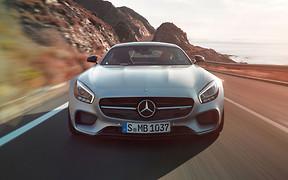 Mercedes-AMG покажет соперника Porsche Panamera