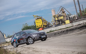 Тест-драйв універсала Chevrolet Cruze