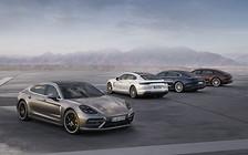 Porsche Panamera: Будет длиннее