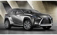 В модельном ряду Lexus появится водородный кроссовер