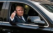 Колеса Дональда: Машины президента США Дональда Трампа