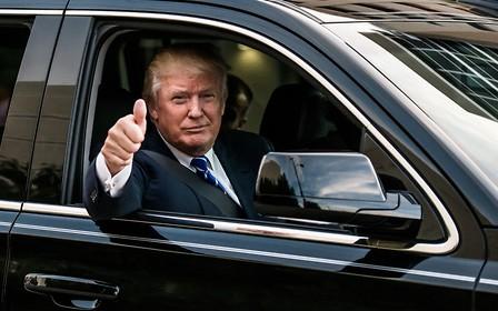 Колеса Дональда: Машины нового президента США Дональда Трампа
