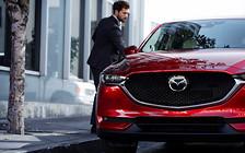 Какой будет новая Mazda CX-5: Первые фото