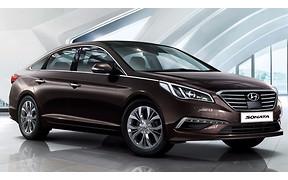 Бесплатное сервисное обслуживание при покупке Hyundai Sonata