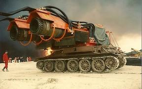 Самые необычные пожарные авто от мала до велика