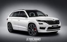 Skoda Kodiaq RS получит дизельный мотор