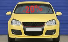 Все автомобили могут подешеветь на 20%