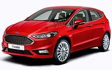 Новий Ford Fiesta покажуть завтра