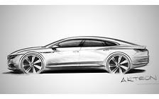 Видео: Новый Arteon придет на смену модели Volkswagen СС