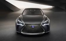 Новый Lexus LS получит водородные технологии Toyota Mirai