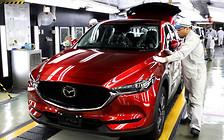 Новая Mazda CX-5 встала на конвейер