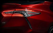 Toyota Camry сменит поколение в следующем году