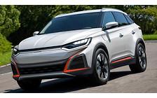 Китайский стартап выдал за свои «новинки» фотографии кроссовера Mitsubishi