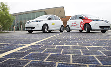 Французы вымостят солнечными панелями дороги по всему миру