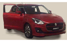 Suzuki Swift нового поколения рассекретили в Сети