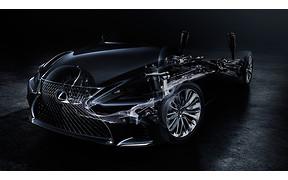Lexus LS нового поколения покажут в январе
