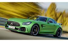 Испытание Нюрбургрингом: Трековый AMG GT стал самым быстрым Mercedes-Benz