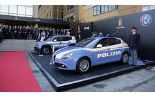 Копы, забирайте! Машины Jeep и Alfa Romeo примерили полицейскую форму
