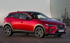 Не хватает: Mazda начала производство кроссовера CX-3 на третьем заводе