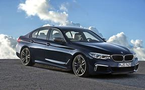 Крайности: BMW представила самую мощную и самую экономичную версии «пятерки»